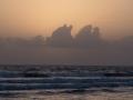Sun Set at Kadle Beach