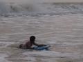 Body Boarding Fun at Kadle Beach